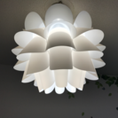 IKEA KNAPPA 照明  電球付き