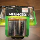 単一乾電池2パック×3個