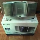 SONY SRS-NWM10 ドックスピーカー