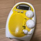 シャワーラジオ AM FM利用可 小泉成器 LAD-7703