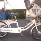 ☆mamafre!子ども乗せ自転車☆