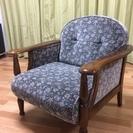 カリモク家具三点セット(ソファ2点とテーブル1点)