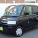 ダイハツ タント 660 L キーレス・国産新品タイヤ付 (ブラック)