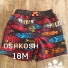 Osukosh ☆18mおしゃれなサーフ柄の水着☆