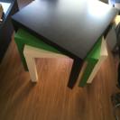 IKEA コーヒーテーブル LACK 3色