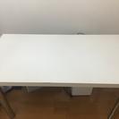 白い机・デスク