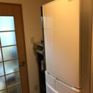 冷蔵庫 美品! 使用期間は半年になります。