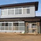 賃貸で田舎暮らしできます。圏央道坂東インターそば、納屋付き農家住宅
