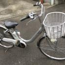 電動アシスト自転車、15.000円でお譲りします。