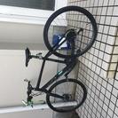 スポーツタイプの自転車です。