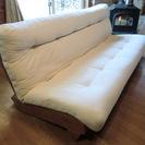 ディノスで購入 ヨーロッパ製ソファベッド Karup  3年程使用...