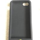シリコンiPhone5カバー