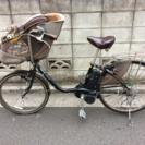 お取引中。電動自転車 Panasonic vivi 値下げしました。
