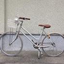 tokyo bikeカゴ付き自転車