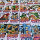 ナルト中古本、1~30巻。一冊あたり130円。
