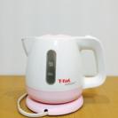 T-fal(ティファール) 電気ケトル ピンク【美品】