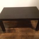 机、黒(ブラック)
