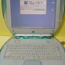 現状渡し OS9 iBook G3 300MHz クラムシェル ジ...