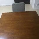 ニトリダイニングテーブル&Bcompany椅子