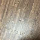 木目調 ジョイントマット 大判 60×60cmサイドパーツ付 約2...
