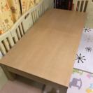 伸長式ローテーブル150-210cm