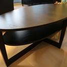 【価格変更】IKEA VEJMON 楕円形 コーヒーテーブル