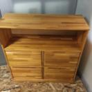 LC010645 木製キャビネット