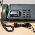 黒電話 感熱紙ファックス 1996年製 使用可!
