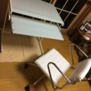 値下げ中!美品PCデスク、椅子セット