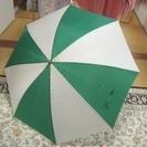 ★USED~美品!!全長100cm・ゴルフ用の大型パラソル(傘)・...
