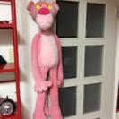 ピンクパンサー BIGぬいぐるみ