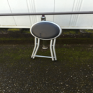 折り畳みの丸椅子2個セット