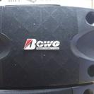 Bowgのスピーカー2台(見ため綺麗な中古、少しホコリっぽいです)