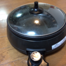 YAMAZEN 電気グリル鍋