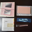【中古品★緊急値下げ★】NINTENDO DS Lite ピンク