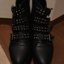 インポート厚底ブーツ