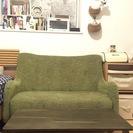 (値下げ)小さめのソファ