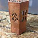 LC010654 陶器の間接照明 ランプシェード