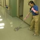 簡単な店舗、オフィスなどの清掃作業です。