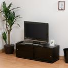 テレビ台(ニトリ 鏡面仕上げのテレビボード)