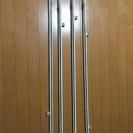 伸縮機能  カーテンレール  (シングル )