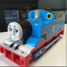 廃盤 プラレール連絡機関車トーマスビックサイズ