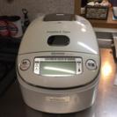 【交渉中】圧力IH炊飯器5合炊き 説明書・付属品付き