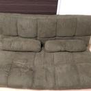 セミダブルサイズのソファーベッド