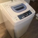 010902 全自動洗濯機 HITACHI 5kg