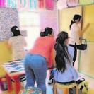 【輸入壁紙】 貼り方教室