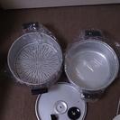 (交渉中)魚菜 セイロ鍋 蒸し器