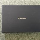 レクサス GS 純正スマートキー 保管箱