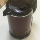 象印 電気ケトル 湯沸かし器 1.0L 2014年製