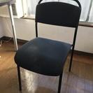 【使用感有り】IKEA(イケア) SARNA 来客用チェア ブラック